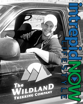 Scott Cundy of Wildland Trekking Company