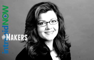 Sarah Webster, intrepidNOW