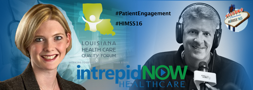 Patient Engagement, HIMSS16