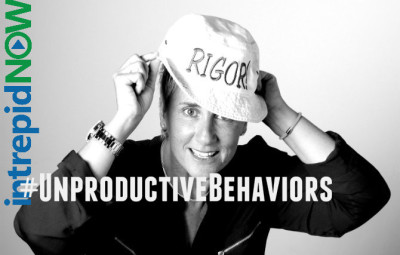 calling out unproductive behaviors