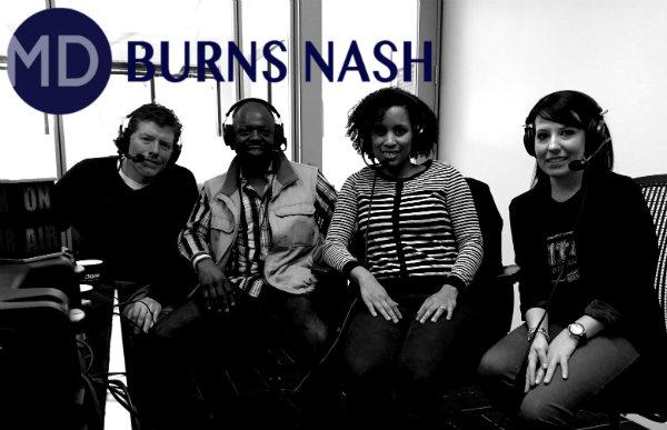 MD Burns Nash 600