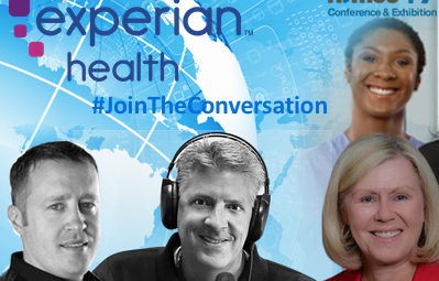 Introducing #JoinTheConversation with Experian Health at #HIMSS17
