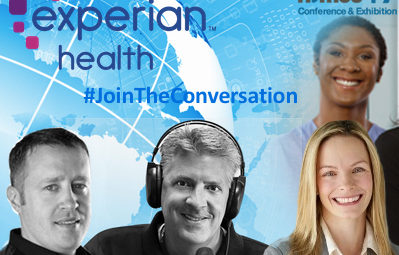 #JoinTheConversation on Healthcare Transformation with Experian Health at #HIMSS17