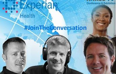 #JoinTheConversation on Patient Engagement with Experian Health at #HIMSS17