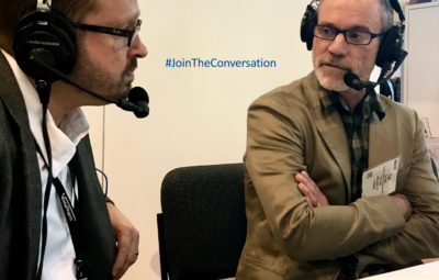 #JoinTheConversation with Tim Urick on CRM for Labs