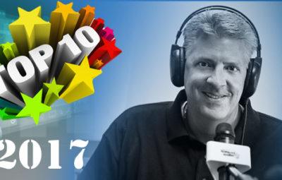 Top 10 Interviews of 2017